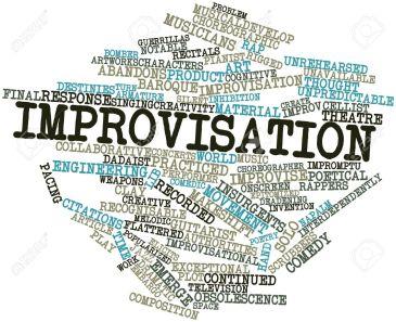 Soirée d'improvisation, spectacle gratuit d'impro