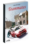 teammate roman livre book colin mcgregor